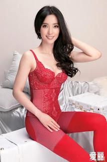 Gorgeous Actress Li Bingbing