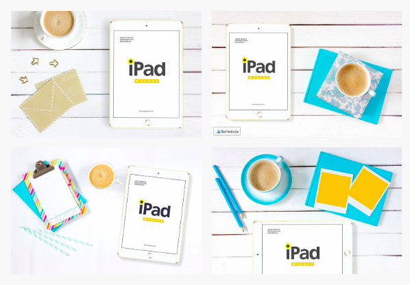 Design Bundles Mockups