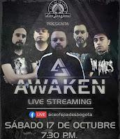 CONCIERTO DIGITAL de AWAKEN