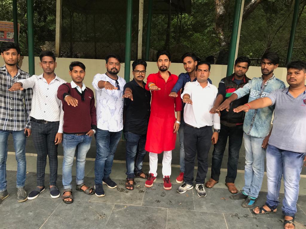 150 जयंती पर राजधानी राँची को पॉलीथिन मुक्त बनाने की युवाओं को शपथ