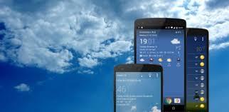 Download Transparent clock weather Pro v0.99.02.08 APK