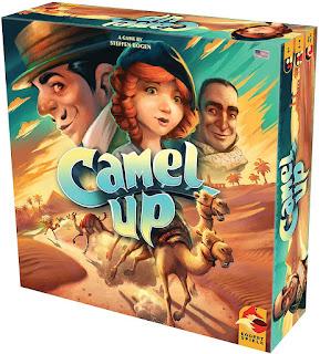 Como jugar Camel Up the board game