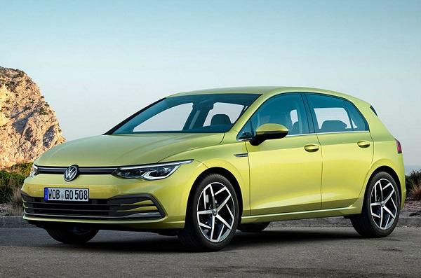 Volkswagen Golf VIII 2020