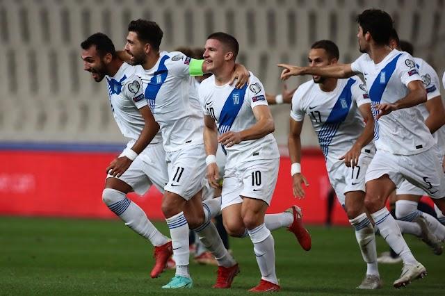 Ελλάδα-Σουηδία 2-1: Νίκησε υπό το βλέμμα του Ρεχάγκελ και...συνεχίζει να ελπίζει