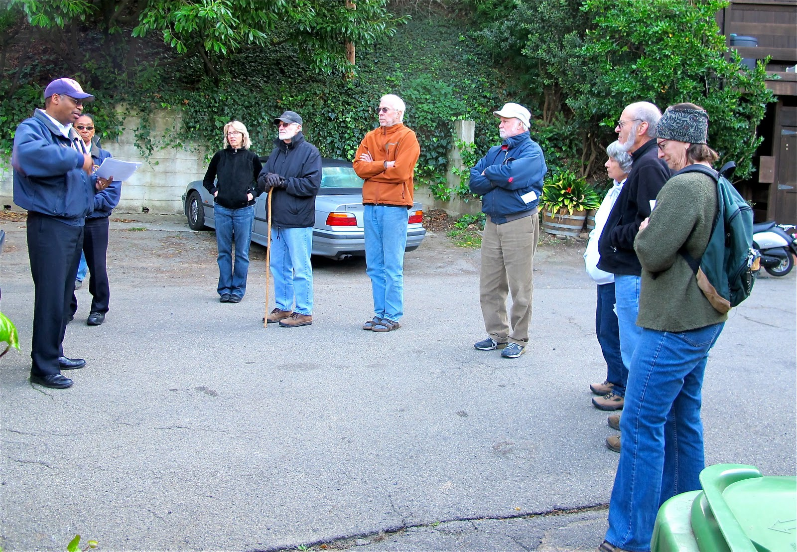 Garber Park Stewards: WPAD FUEL REDUCTION PROJECT TAKES ...