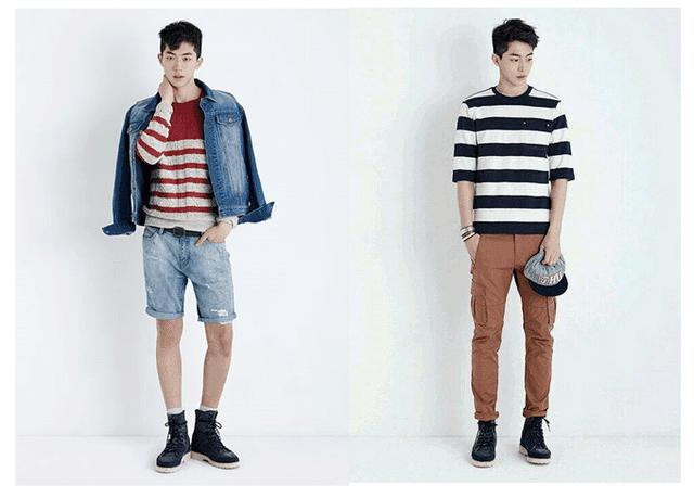 Phong cách thời trang phối đồ mùa hè cho phái mạnh