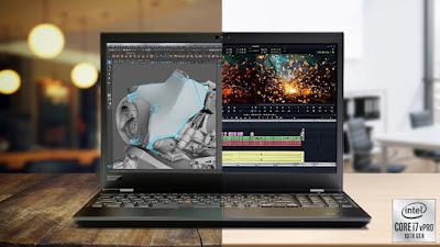 Lenovo เผยโฉม ThinkPad P14s และ P15s เวิร์กสเตชั่นพกพาสำหรับการทำงานระดับมืออาชีพ มาพร้อม 10th Gen Intel® Core™