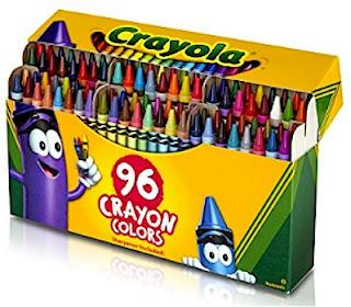 crayola coloured bubble machine