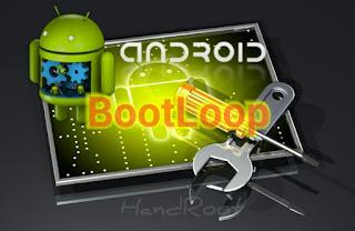 Mengatsi Bootloop, lalu apa yang dimaksud bootloop itu?