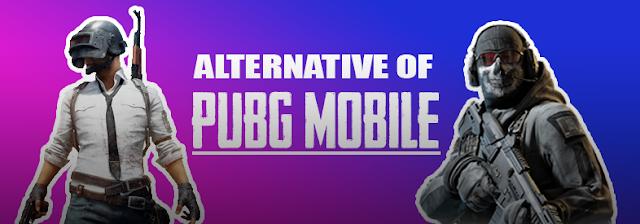Best alternatives of PUBG Mobile (Games like PUBG mobile)