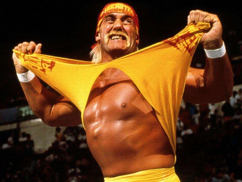 Legenda Hulk Hogan