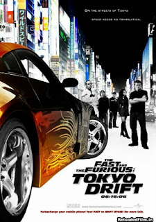 The Fast and the Furious 3 : Tokyo Drift 2006 BRRip 480,1080p,720p Dual Audio
