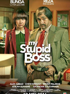 Film Komedi Indonesia Terbaik My Stupid Boss