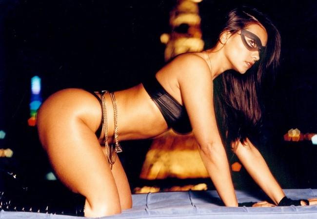 10 mulheres mais cobiçadas do Brasil nos anos 90