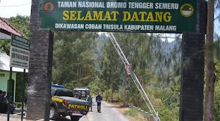 Coban Trisula, Air Terjun Tiga Tigkat Malang - Jawa Timur