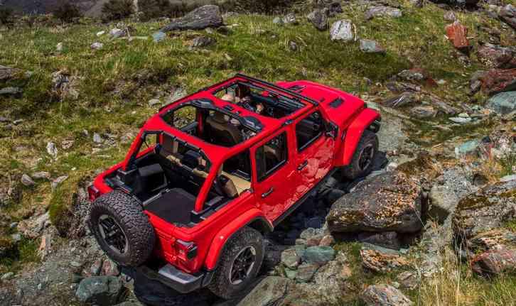 2022 Jeep Wrangler