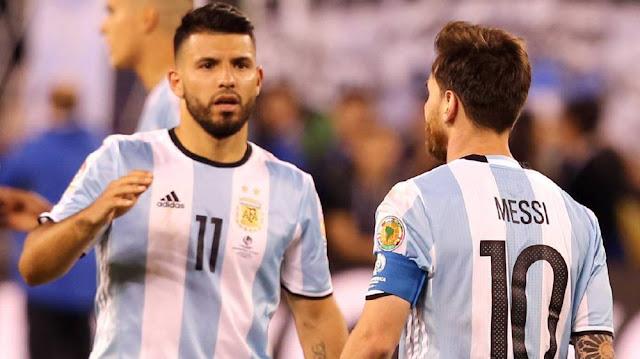 Aguero Dan Messi Absen Bela Argentina Di Kualifikasi Piala Dunia 2018