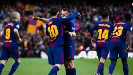 موعد مباراة مالاجا وبرشلونة اليوم 10-3-2018 في الدوري الأسباني