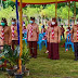 Anggota Koramil422-05/Belalau Menghadiri Pelantikan Mabiran, Kwaran, Dan LPK Masa Bakti TA. 2019-2021