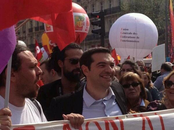 Πεζοδρόμιο λαχτάρησε ο ΣΥΡΙΖΑ. Τι άλλο ξέρει;