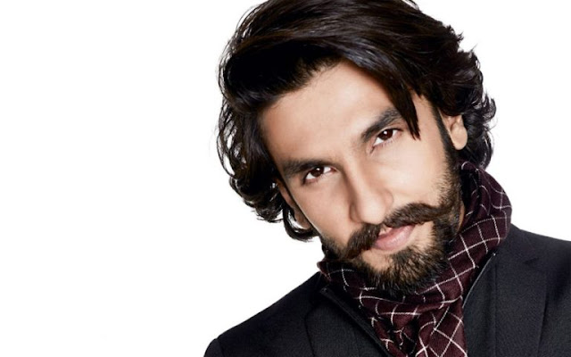 Ranveer Singh Awesome Look HD Desktop Wallpapers