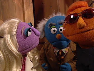 RSI Rhyme Scene Investigation,  Sesame Street Episode 4307 Brandeis Is Looking For A Job