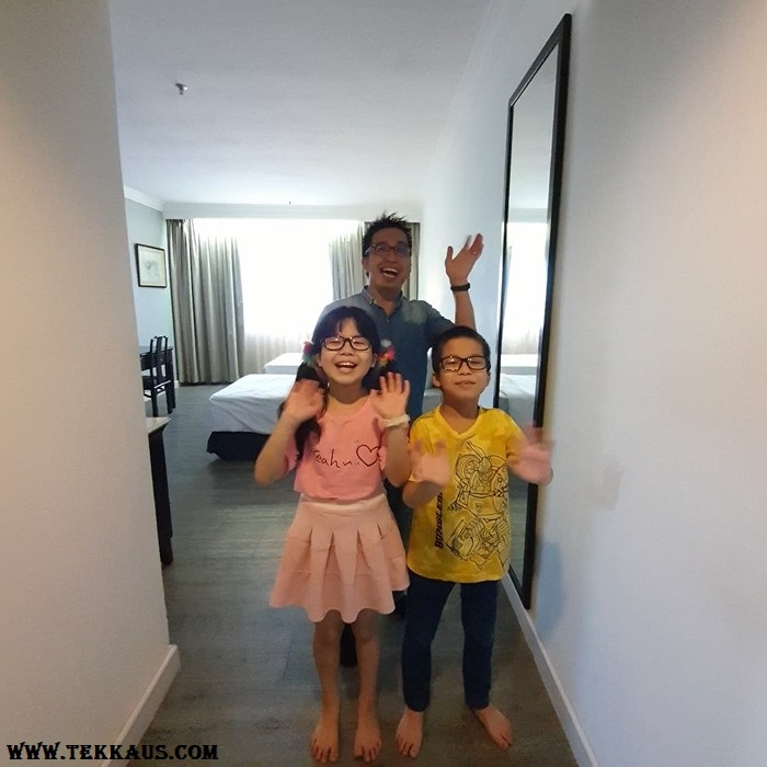 Bayview Hotel Melaka Review Deluxe Family Suite