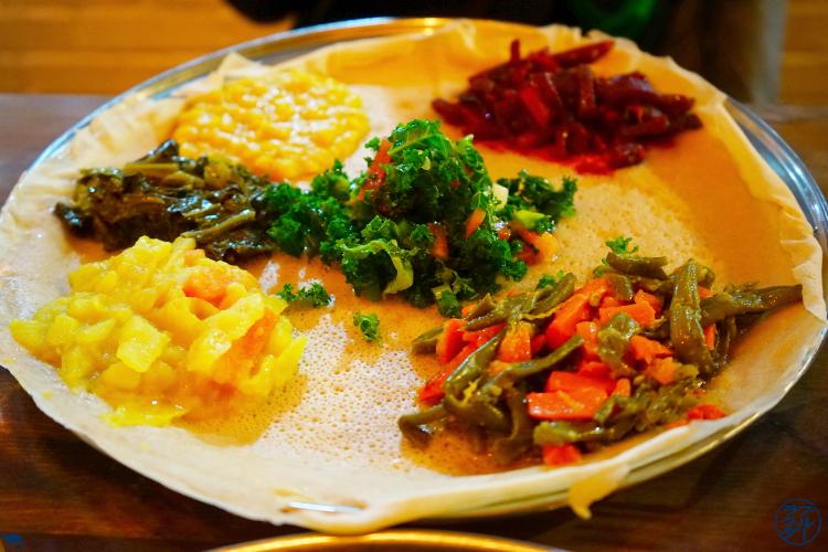 Le Chameau Bleu - Plats Ethiopiens - Awash Restaurant Ethiopien à New York