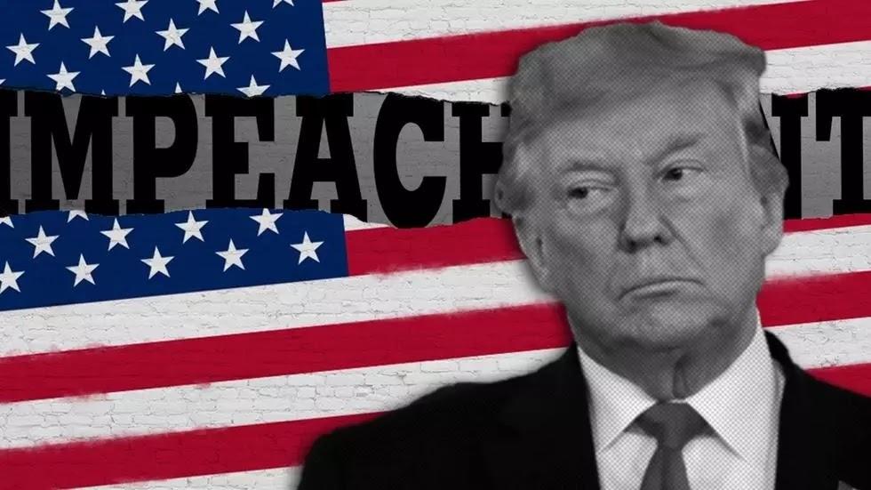8 de febrero. Segundo juicio político a #Trump