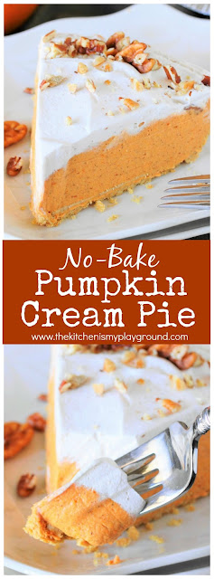 Pumpkin Cream Pie image