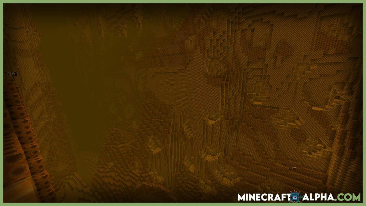 Minecraft The Bumblezone Mod 1.16.5