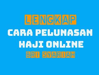 Pelunasan Haji Online 2020