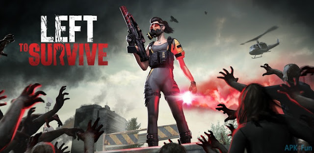 Left to Survive (MOD, Unlimited Ammo) Free Download Apk