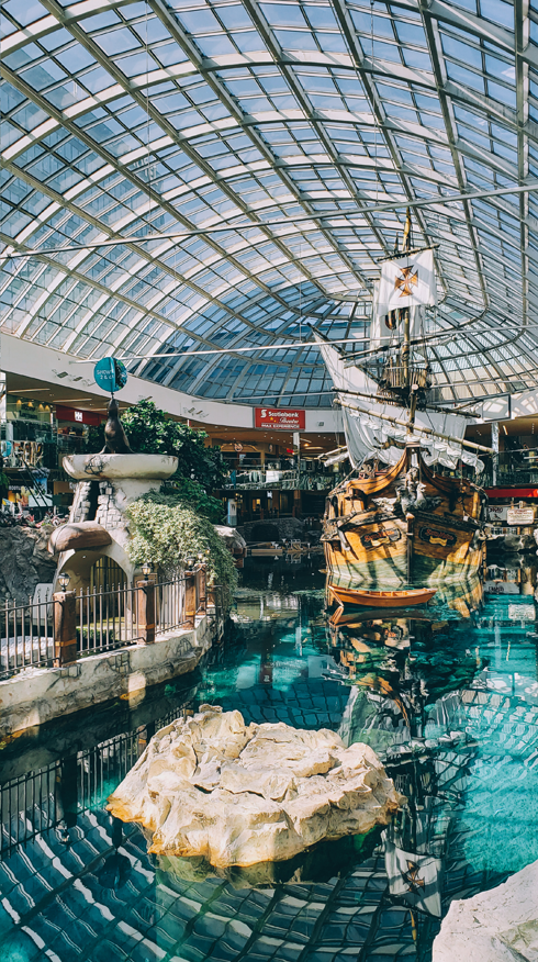 West Edmonton Mall Alberta