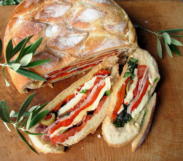 Monday Meal Plan: French Sandwiches, Chicken In A Jar