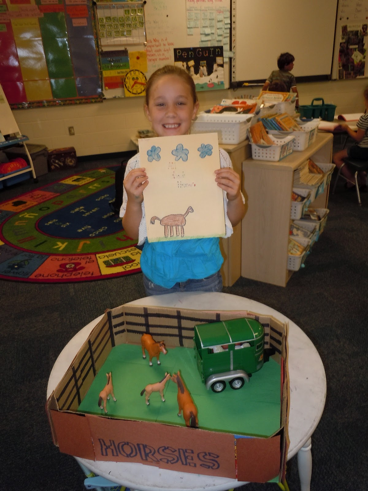 Welcome To The First Grade Pod Animal Research Projects