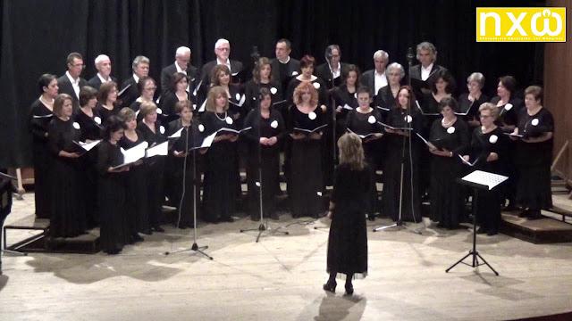 2η Συνάντηση Χορωδιακών Συνόλων από το Ωδείο Φλώρινας (30-11-2019)