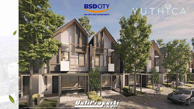 cluster yuthica bsd city