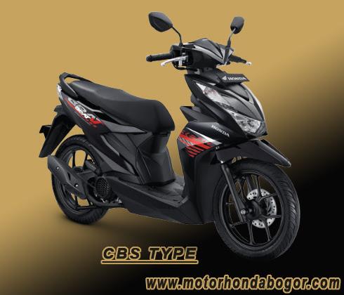 Kredit Motor Honda Beat Bogor