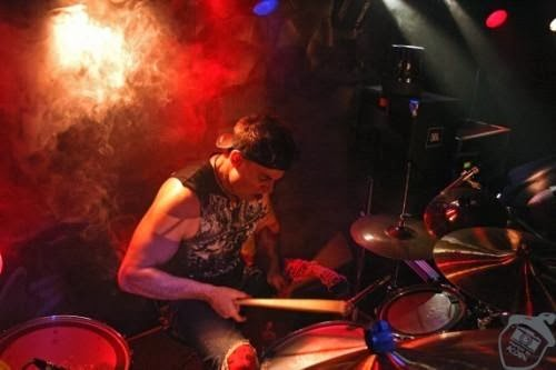 Drummer - MachineGunSmith: Five Finger Death Punch - The Way