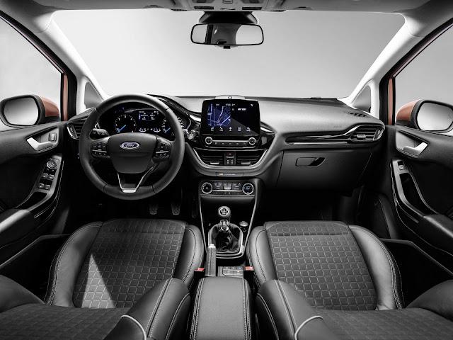 Novo Ford Fiesta 2018