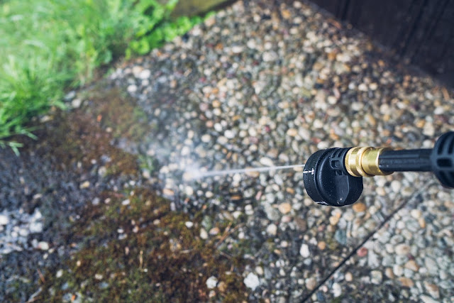 WORX WG629E Akku Hochdruckreiniger Hydroshot 20V 07