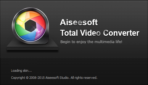 Aiseesoft Total Video Converter Free