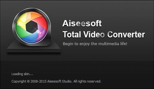 Aiseesoft Total Video Converter Free