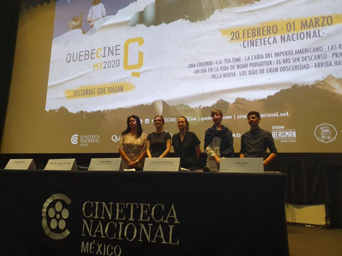 AIR CANADA PROMUEVE SEPTIMO ARTE QUEBECINE2020 01