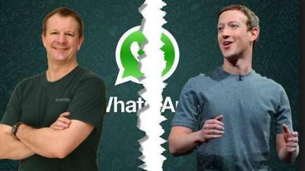 أحد مؤسسي واتس آب يدعو إلى حذف المستخدمين لحساباتهم على فيسبوك!