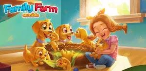 تحميل لعبة المزرعة السعيدة Family Farm Seaside للاندرويد apk