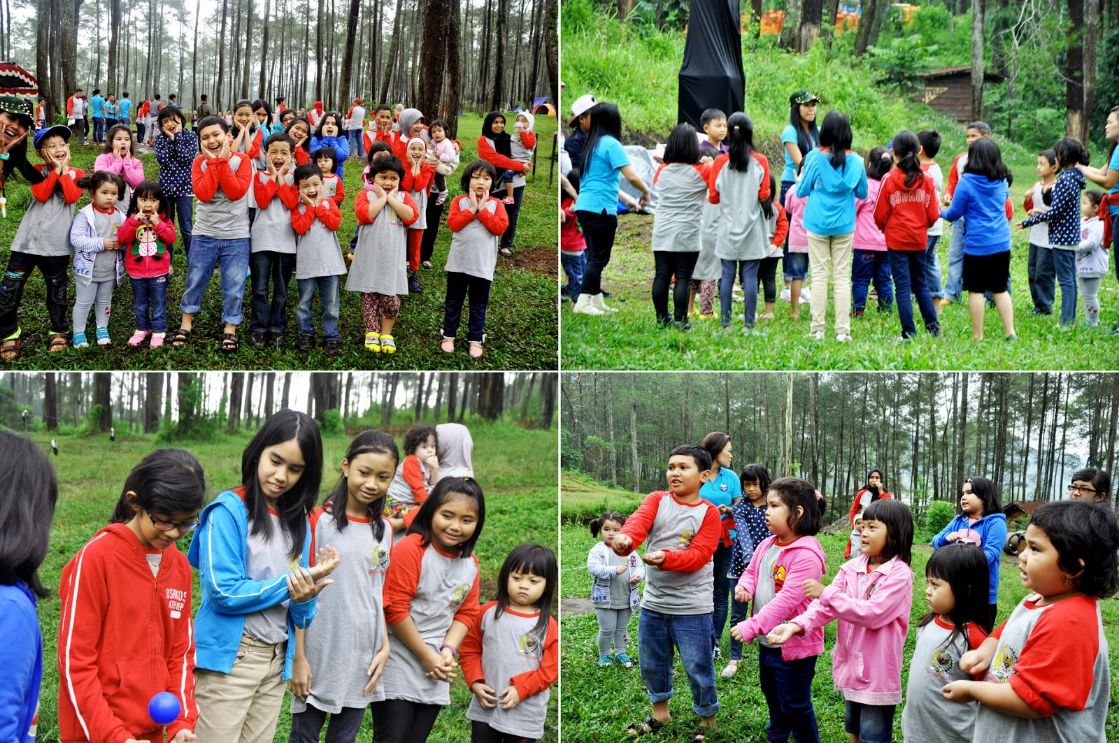 EO Outbound Gathering Bandung