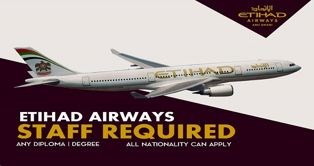 Etihad Airways Jobs and Careers- Jobs in Abroad