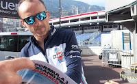 Robert Kubica F1 Williams Grand Prix Monako 2018